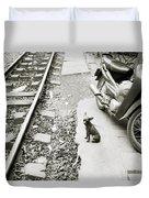 Poignancy Duvet Cover