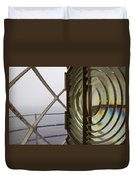 Point Vicente Lighthouse 3rd Order Fresnal Light Duvet Cover