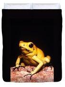 Poison Dart Frog Duvet Cover