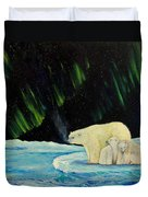Polar Cinema Duvet Cover