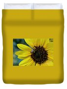 Pollen Laden  Duvet Cover