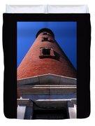 Ponce De Leon Lighthouses Duvet Cover