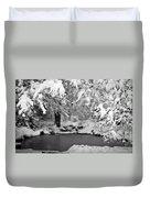 Pond Mystere Duvet Cover