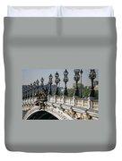 Pont Alexander IIi Duvet Cover