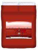 Pontiac Firebird Emblem Duvet Cover