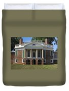 Poplar Forest From The South Lawn Duvet Cover