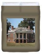Poplar Forest Squared Duvet Cover