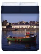 Portaferry, Strangford Lough, Ards Duvet Cover