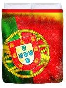 Portugal Flag  Duvet Cover
