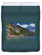 Positano Seaside Duvet Cover