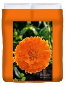 Pot Marigold  Duvet Cover