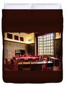Potsdam Conference Duvet Cover