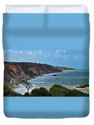 Praia De Tambaba - Paraiba Duvet Cover