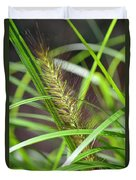 Prairie Dropseed Duvet Cover
