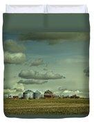 Prairie Life Style Duvet Cover