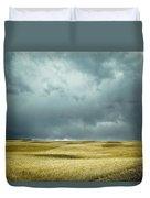 Prairie Storm Alberta Duvet Cover