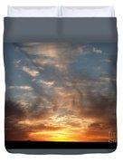 Prairie Sunset No1 Duvet Cover