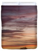 Prairie Sunset No3 Duvet Cover