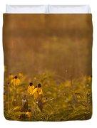 Prairie Wildflowers Duvet Cover