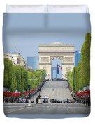 President Sarkozy Duvet Cover