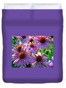 Pretty Flowers Duvet Cover