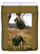 Prickly Bells Duvet Cover