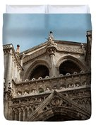 Primate Cathedral  Duvet Cover