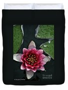 Primo Waterlily Duvet Cover