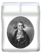 Prince Lobkowitz (1772-1816) Duvet Cover