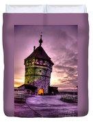 Princes Tower Duvet Cover