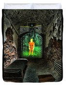 Prisoner Of The Soul Duvet Cover