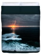 Projection Duvet Cover