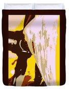 Propeller Blade Duvet Cover
