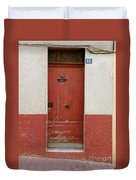 Provence Door 13 Duvet Cover