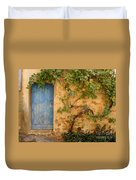 Provence Door 5 Duvet Cover