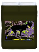 Prowling Duvet Cover