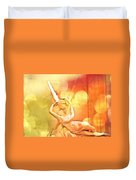 Psyche Revived By Cupid's Kiss Duvet Cover