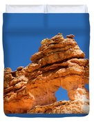 Puff The Canyon Dragon Duvet Cover
