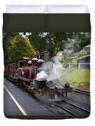 Puffing Billy V2 Duvet Cover