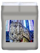Pulpit St Stephens - Vienna Duvet Cover