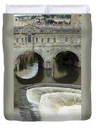 Pulteney Bridge Duvet Cover