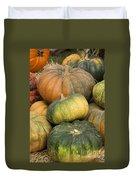 Pumpkin Farm Duvet Cover