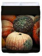 Pumpkin Mix Duvet Cover
