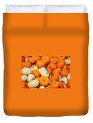 Pumpkin Squash Duvet Cover
