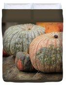 Pumpkins Galore V1 Duvet Cover
