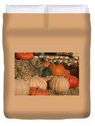 Pumpkins Pumpkins Everywhere Duvet Cover