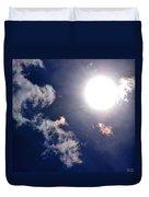 Pure Sunlight Duvet Cover