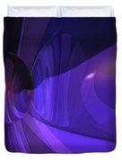 Purple Delight Duvet Cover