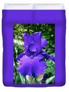 Purple Overload Duvet Cover