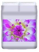 Purple Splendor Duvet Cover